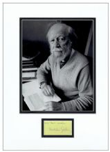 William Golding Autograph Signed - Lord of the Flies